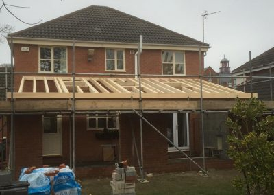 Leeds Roof Joinery Maple Tree